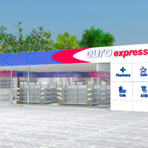 Euro Convenience Shop - Non Fuel Retail